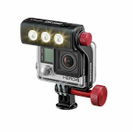 Осве­титель Off Road ThrilLED от Manfrotto для экшн-камер GoPro