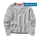 Patagonia Women's Reclaimed Cotton Crew