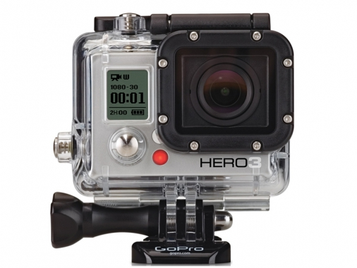 Экшн-камера GoPro HERO3 White Edition