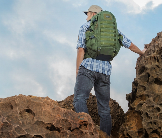 Xantha Internal Frame Backpack by Maxpedition