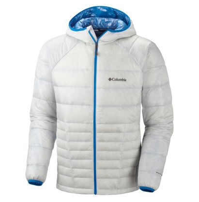 Columbia Diamond 890 TurboDown Hooded Jacket