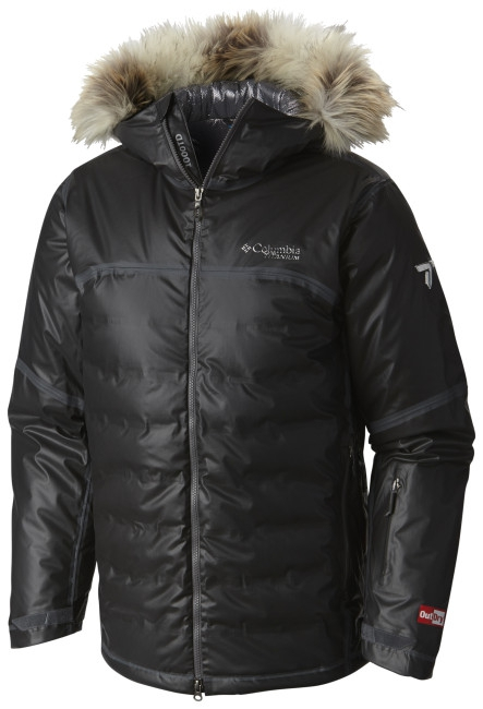 Пуховик Ex Diamond Down Insulated Jacket