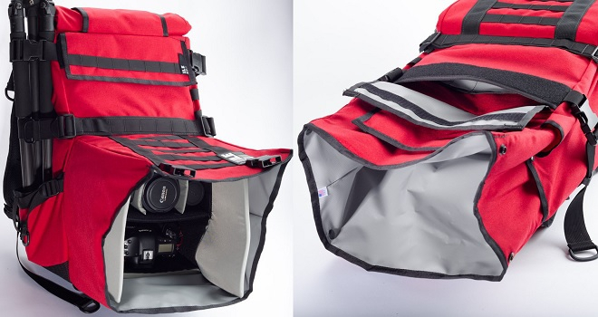 ILE Ultimate Photographers Bag-MKIII
