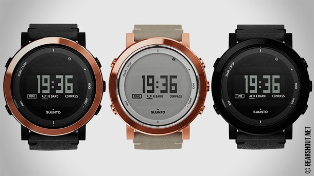 Часы Suunto Essential Ceramic