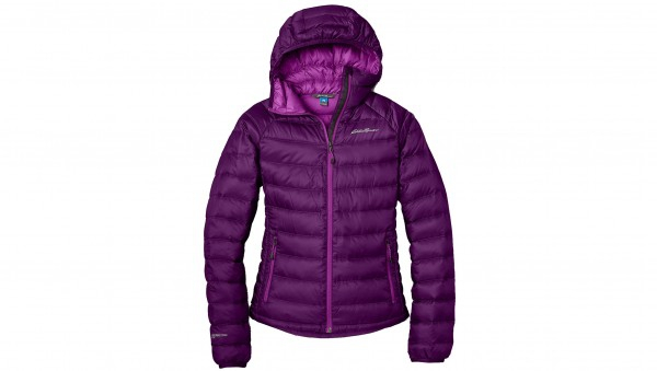 Куртка Eddie Bauer First Ascent Downlight Stormdown Hooded