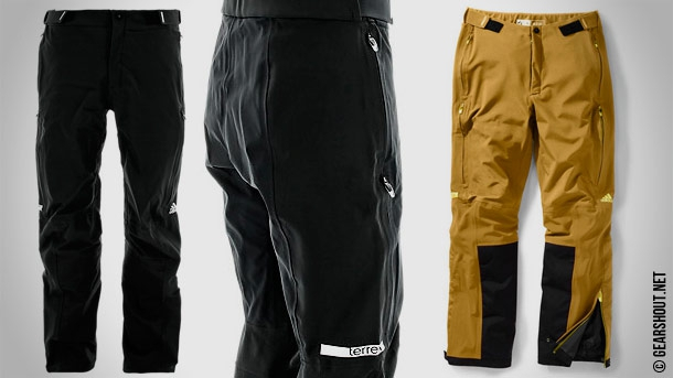 Плотные брюки Terrex Swift TechRock Winter Pant