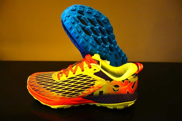 Кроссовки Hoka One One Speed Instinct