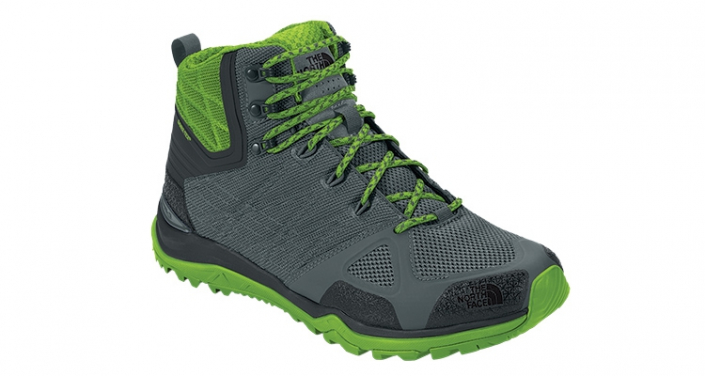 Треккинговые ботинки The North Face Ultra Fastpack II Mid GTX