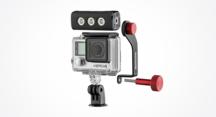 Осве­титель Off Road ThrilLED для экшн-камер GoPro