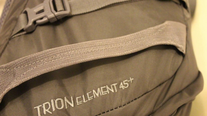 Mammut Trion Element 45+7