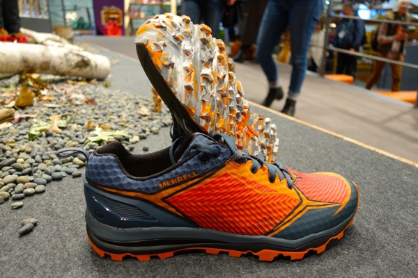 Кроссовки Merrell All Out Crush Shield