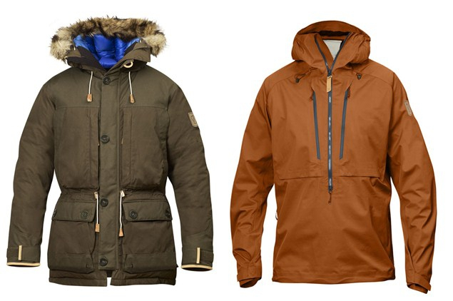 куртка, fjallraven, Keb Eco-Shell Anorak, Expedition Down Parka No.1
