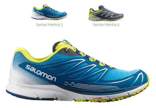 Кроссовки Salomon Sense Mantra 3