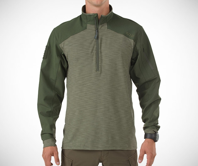 Rapid Response Quarter Zip