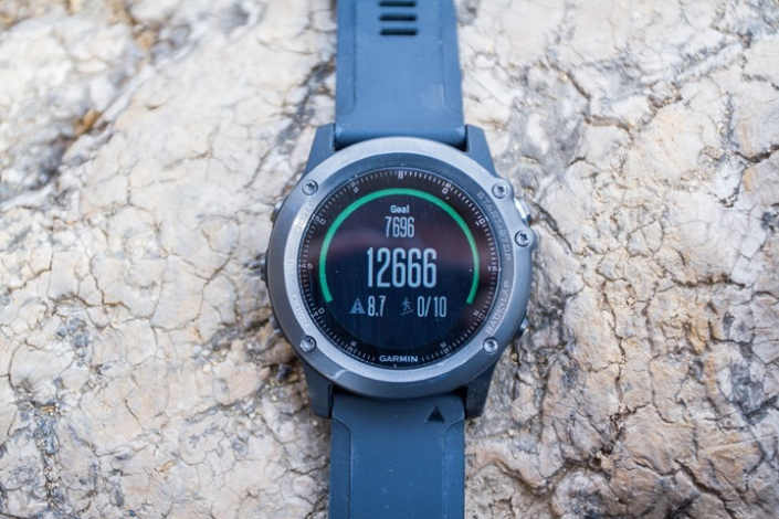 Функционал часов  Garmin Fenix 3 HR