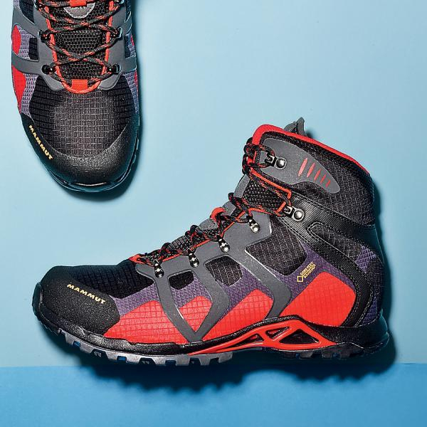 Ботинки Mammut Comfort High GTX Surround