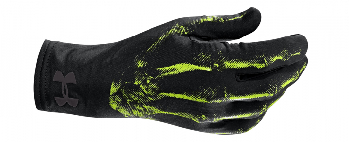 Under Armour ColdGear Infrared X-Ray Liner Gloves