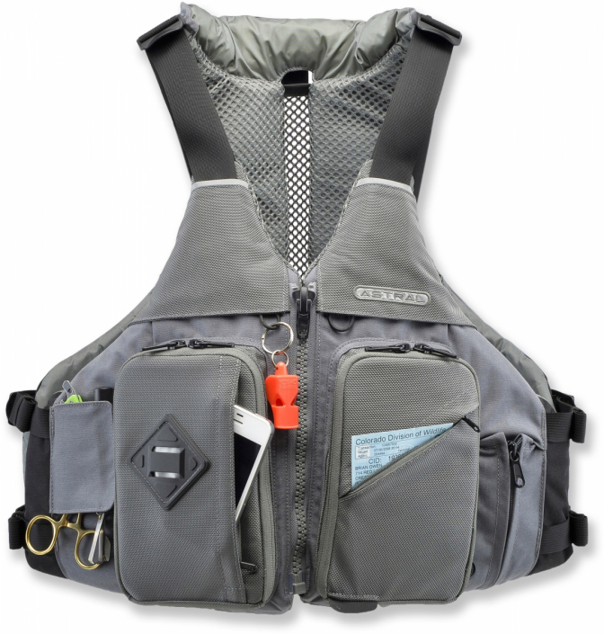 Astral Ronny Fisher Fishing PFD